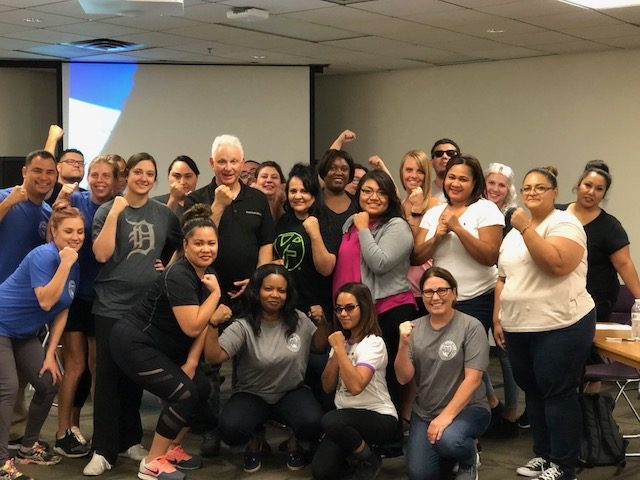 Another great STUN AND RUN CLASS in Phoenix.